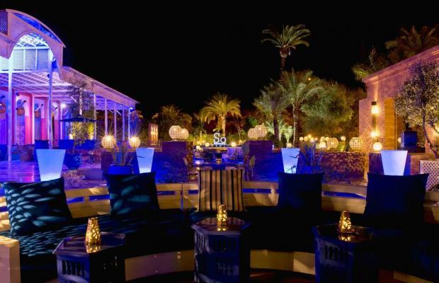 фотографии отеля Sofitel Marrakech Lounge & Spa изображение №11