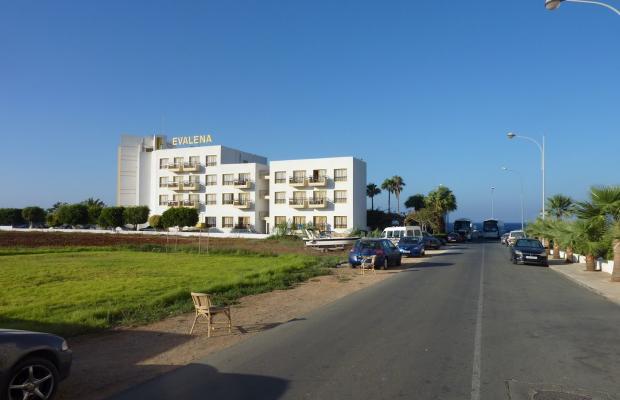 фотографии отеля Evalena Beach Hotel изображение №23