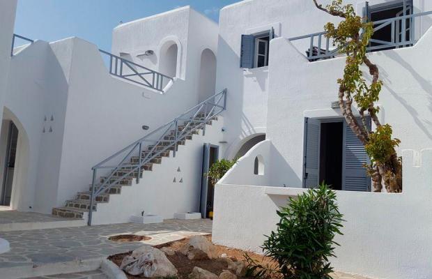 фотографии отеля Epistudios Matsas Windmill Apartments изображение №7