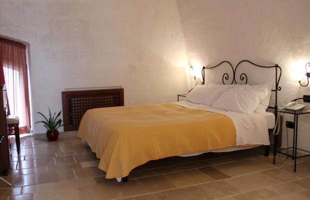фотографии отеля Masseria Fortificata Donnaloia изображение №27