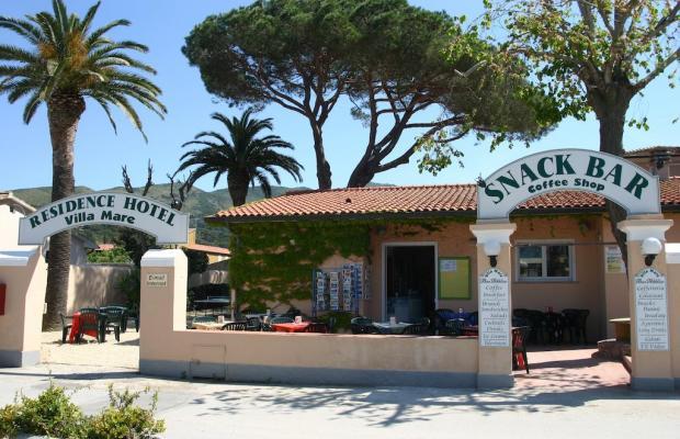 фотографии отеля Residence Hotel Villa Mare изображение №19