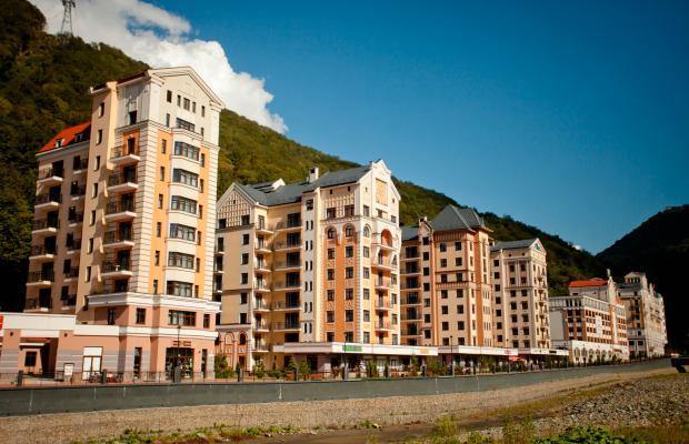 фото Valset Apartments by Azimut Rosa Khutor (Апартаменты Вальсет) изображение №6