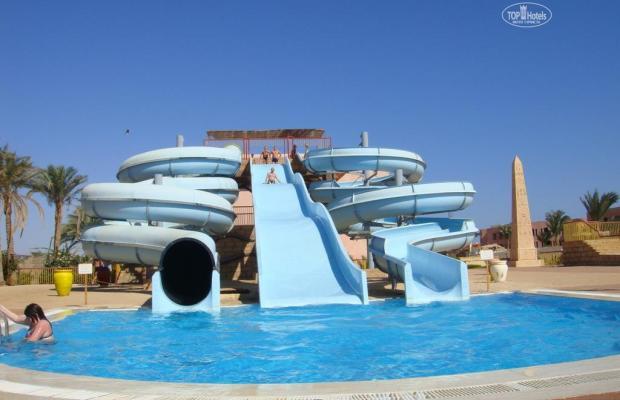 фото Parrotel Aqua Park Resort (ex. Park Inn; Golden Resort) изображение №10